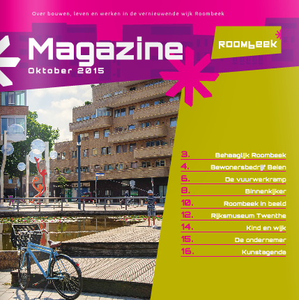 Roombeek Magazine weer online!