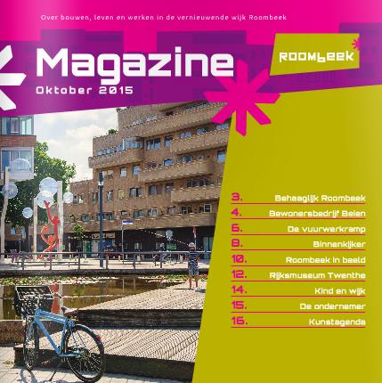 Roombeek Magazine weer online!