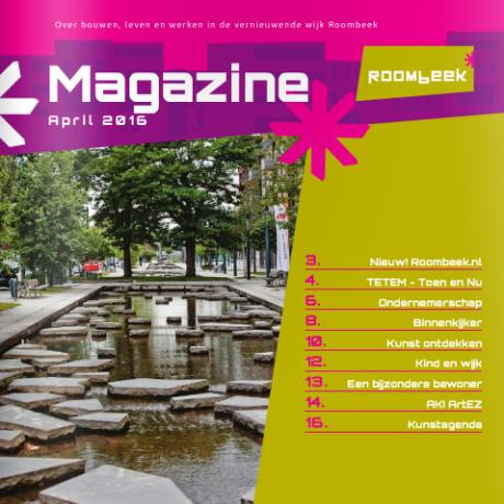 Nieuwe editie van Roombeek Magazine